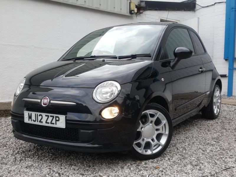 2012 12 fiat 500 0 9 twinair plus 3d 85 bhp in denton manchester gumtree. Black Bedroom Furniture Sets. Home Design Ideas