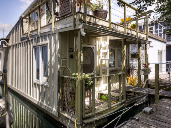 Used 1985 Other Custom Built Houseboat