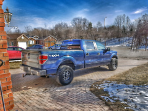 2014 f150 xlt supercrew long box