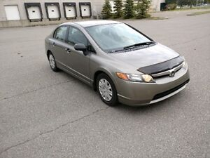 2006 Honda civic  DX-G Sedan West Island Greater Montréal image 10