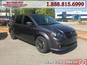 2017 Dodge Grand Caravan GT  - Bluetooth -  Leather Seats