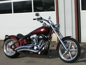 2009 Harley-Davidson Rocker C *Low kms, $1000's in extras!*