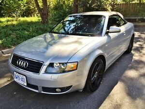 2003 Audi A4 Convertible Car-proof Clean! Mint!