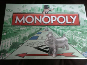Brand new still wrapped monopoly