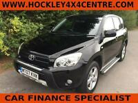 2007 TOYOTA RAV 4 2.2 D-4D XT-R TURBO DIESEL 6 SPEED MANUAL 4X4