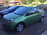 Ford Fiesta mk6 non-runner/spares/project