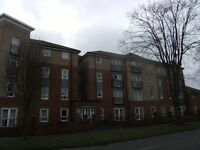 MODERN 2-BED GROUND FLOOR APARTMENT IN ROSSETTI COURT, EASTLEIGH. FURNISHED OR UNFURNISHED.