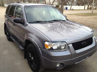 2007 Ford Escape XLT SUV, Crossover *REDUCED*