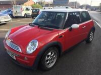 2003 Mini Mini 1.6 ( Pepper ) Cooper petrol manual