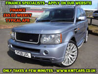 2008 Land Rover Range Rover Sport 2.7TD V6 Auto HSE - Service Hist - KMT Cars