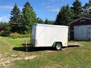 6x10 Cargo Utility Trailer ONLY $$$
