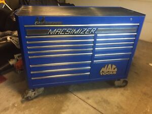 Macsimizer tool box in great shape