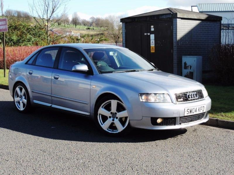 2004 audi a4 1 8 t limited edition quattro 4dr in glasgow gumtree. Black Bedroom Furniture Sets. Home Design Ideas