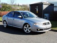 2004 Audi A4 1.8 T Limited Edition Quattro 4dr