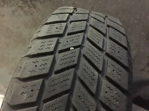 225/60/16''HANKOOK I PIKE  5/108  STEEL RIMS X4 West Island Greater Montréal image 5