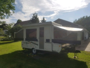 2011 jayco camper 6500.00 obo