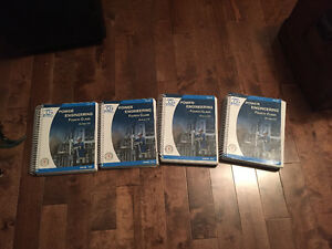 4th Class Power Engineering Textbooks(pan global)