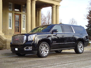 Luxury Sedans & SUV Limousines Services Greater Edmonton Edmonton Edmonton Area image 7
