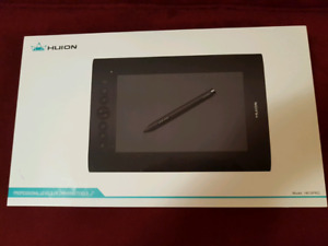 Huion H610 Pro Graphic Drawing Tablet with Carrying Bag and Glov