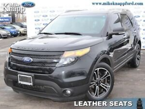 2013 Ford Explorer Sport  - Leather Seats -  Cooled Seats