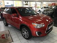 2016 Mitsubishi ASX DI-D ZC-M Diesel red Manual