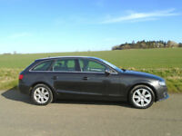 AUDI A4 AVANT 2.0 TDI SE MULTITRONIC AUTOMATIC 5DR ESTATE - ECONOMICAL
