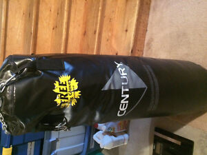 100lb punching bag