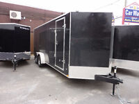 """JUST ARRIVED 7' x 20' CARGO TRAILER 6""""EXTRA HT. RAMP"""