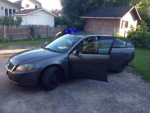 2005 Nissan Altima 3.5 S ~ Must sell by Sept. 1st