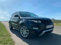 2014 Land Rover Range Rover Evoque 2.2 SD4 Dynamic 5dr Auto [9] ESTATE Diesel Au