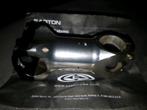 Easton Haven XC Mtb stem Mag Silver fits 31.8 handlebars