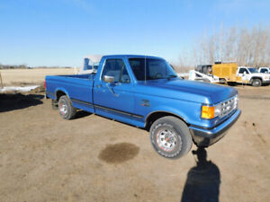 1988 Ford F150 only 98,000km up for Online Auction!