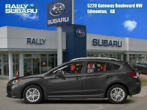 2018 Subaru Impreza 5-dr Touring AT
