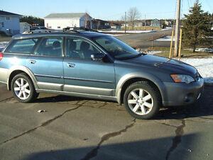 2006 Subaru Outback 2.5i Special Edition Wagon