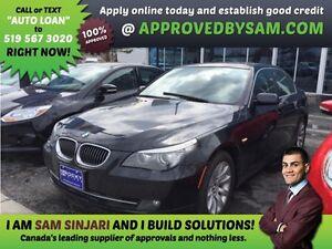 BMW 525i - APPLY WHEN READY TO BUY @ APPROVEDBYSAM.COM