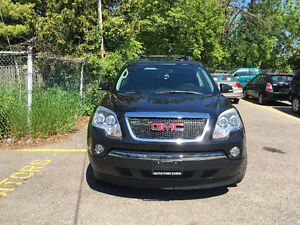 2007 GMC ACADIA SLT1  7 SEATER leather  v6 SUV, Crossover