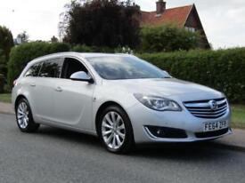 2014 Vauxhall Insignia 2.0 CDTi ecoFLEX ELITE NAV 5DR TURBO DIESEL ESTATE ** ...