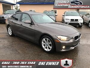 2012 BMW 3 Series 320I NAVIGATION/LOADED ONLY $19970  LOW KMS ..