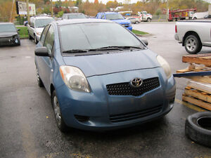 2006 Toyota Yaris Hatchback
