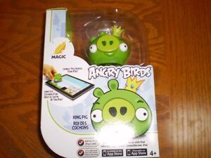 Roi des cochons Angry birds king pig    Ipad