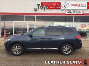2015 Nissan Pathfinder SL  - Leather Seats -  Bluetooth - $164.8