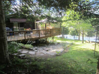 Muskoka 3 Mile Lake Cottage