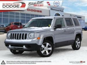 2016 Jeep Patriot Sport  SUNROOF | LEATHER SEATS | SIRIUS XM