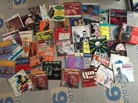 Jazz ep collection- over 45 original 50s & 60s eps/ mainly small group etc £28 NEW LOT