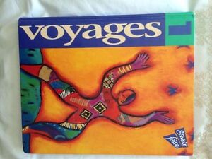 Book for sale: VOYAGE 1 high school book