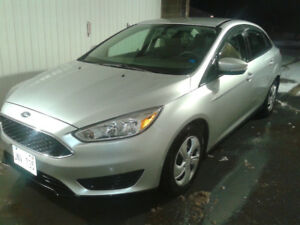 2016 Ford Focus (REDUCED!!!)