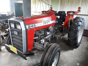 1982 MF 245 Tractor SOLD PPU