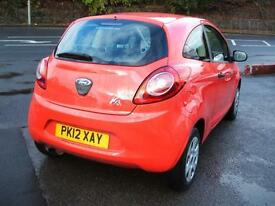 2012 Ford Ka 1.2 Studio 3d **32k / FSH / New MOT**