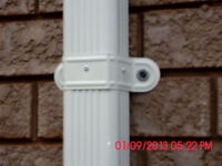 DOWNSPOUTS & EAVESTROUGH REPAIRS - 647-202-7267