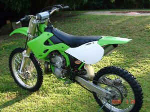 wanted 250 2 stroke parts bike